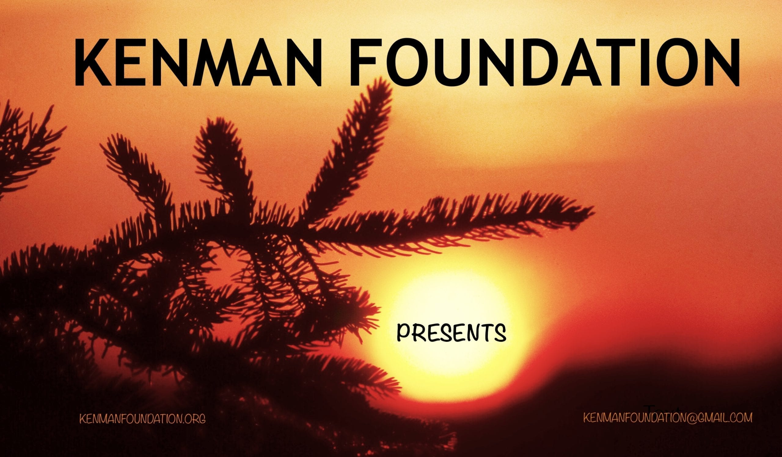KENMAN FOUNDATION